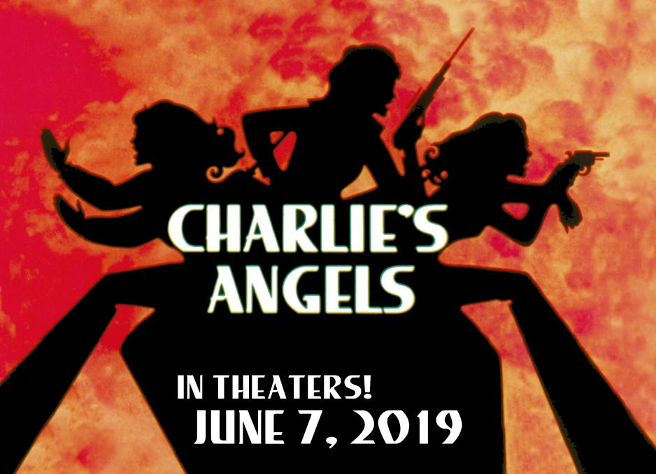 Charlies angels boob shot