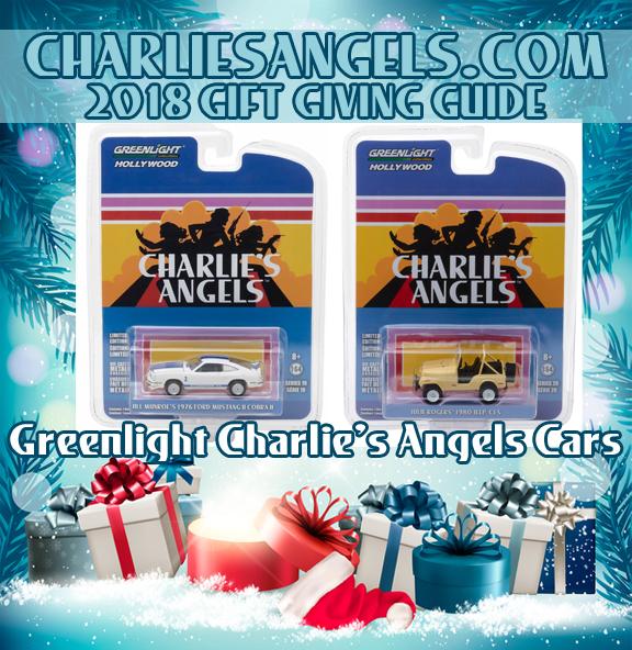 CharliesAngels com - #1 Charlie's Angels Fan Site -- Angelic