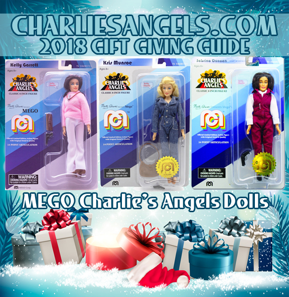 CharliesAngels com - #1 Charlie's Angels Fan Site -- Angelic