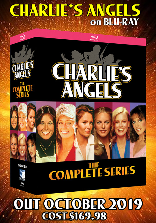 CharliesAngels com - #1 Charlie's Angels Fan Site -- Angelic News