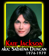 Kate Jackson name on charlie angels