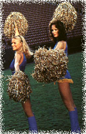 Ladd & Smith in Pom Pom Angels