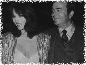 Tanya Roberts and David Doyle