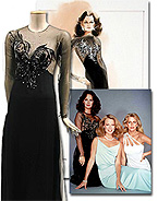 Jaclyn Smith's Charlie's Angels Dress