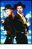 Cheryl Ladd in Annie Get Your Gun