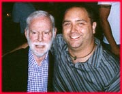 Leonard Goldberg and Mike Pingel @ the world premiere after party for Charlie's Angels Full Throttle