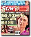 STAR cover with Kate  Jackson and a EXCLUSIVE INTERVIEW  with the magazine.