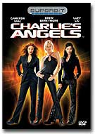 Charlie's Angels: The Movie - SuperBit DVD out May 27th.