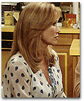 Tanya Roberts returns as Midge to That's '70s Show for the season final episode. (c)FOX