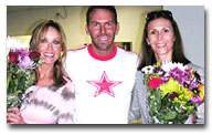 Tanya Roberts, Rick, and Kate Jackson -- IN Person