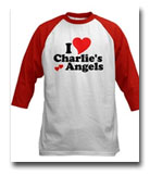 I Heart Charlie's Angels -- New design NOW OUT! Just in time for the HOLIDAYS!